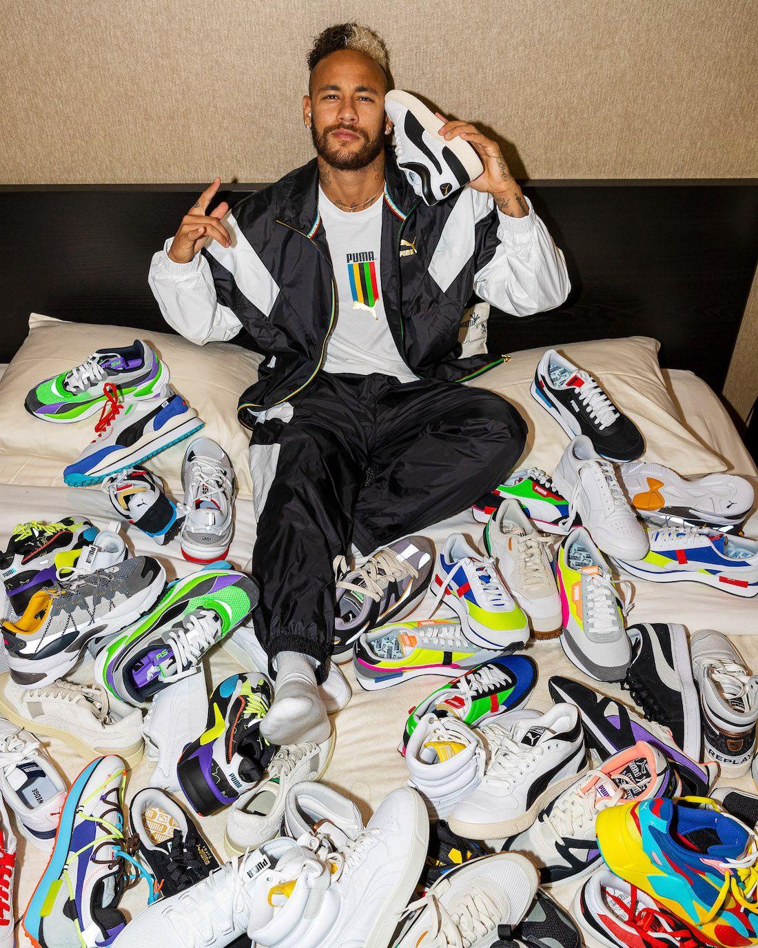 neymar puma pile