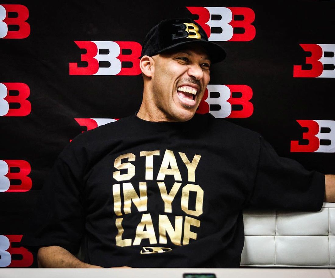 Big Baller Brand London La Var Ball Hero