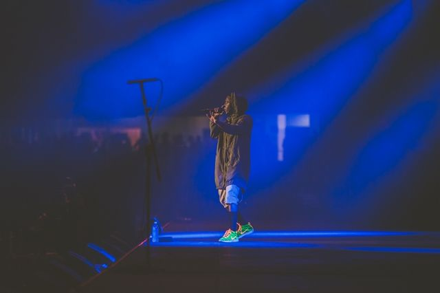 Eminem The Rapture Kendrick Lamar Melbourne 8