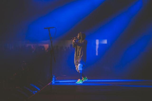 Eminem The Rapture Kendrick Lamar Melbourne 8