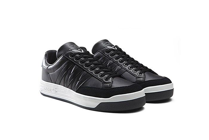 White Mountaneering Adidas Wm Court Black 1