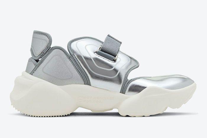 Nike Aqua Rift Silver CW5875-001 Medial