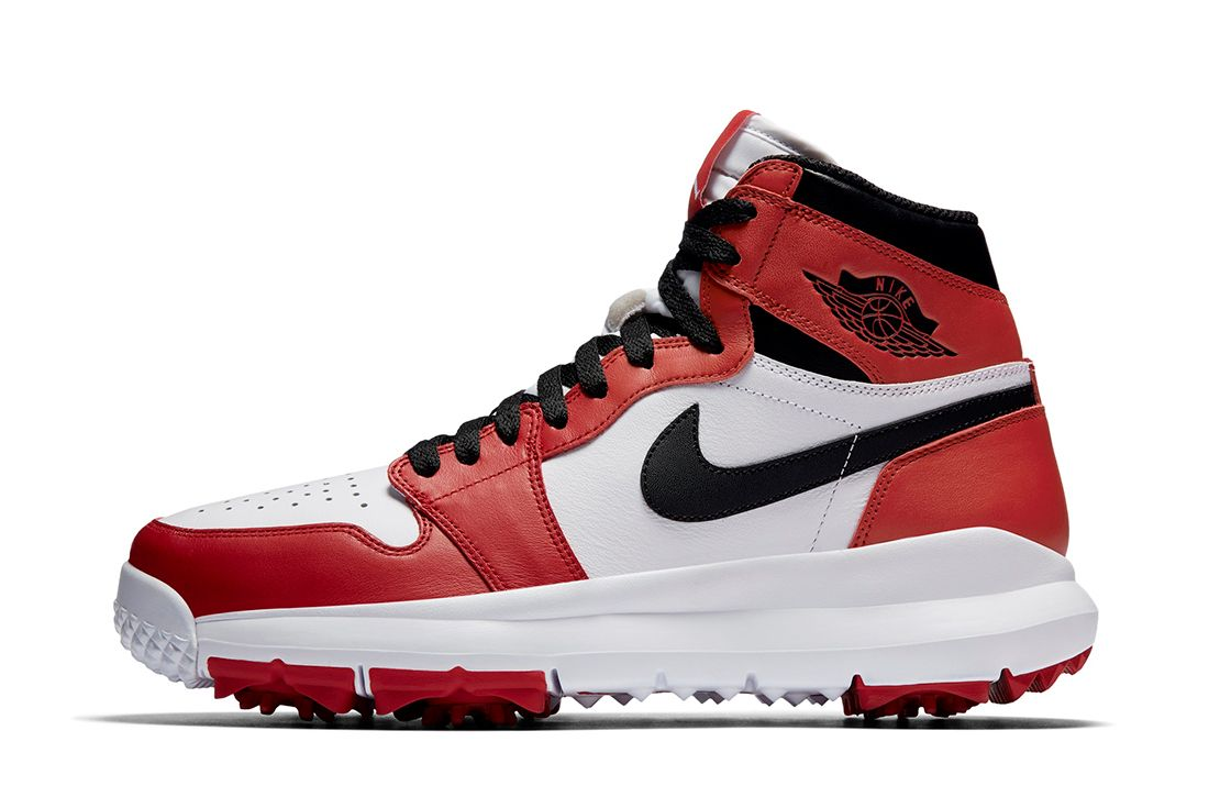 Air Jordan 1 Golf Shoe14