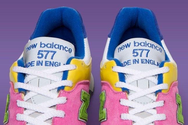 Sneakersnstuff Milkcrate Athletic New Balance 4 1