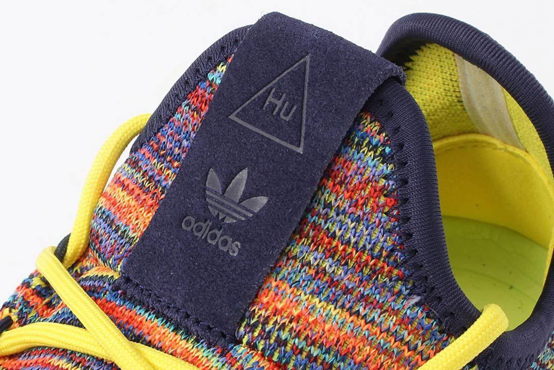 Pharrell X Adidas Hu Nmd Colourways 21