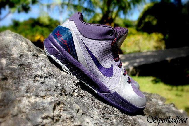 Nike Zoom Kobe 4 Chaos 1
