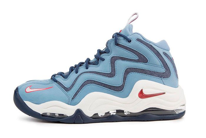 Nike Air Pippen 1 Work Blue Sneaker Freaker 3