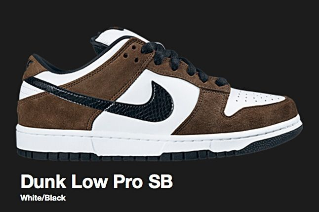 Nike Dunk Low Pro Sb 2007 1
