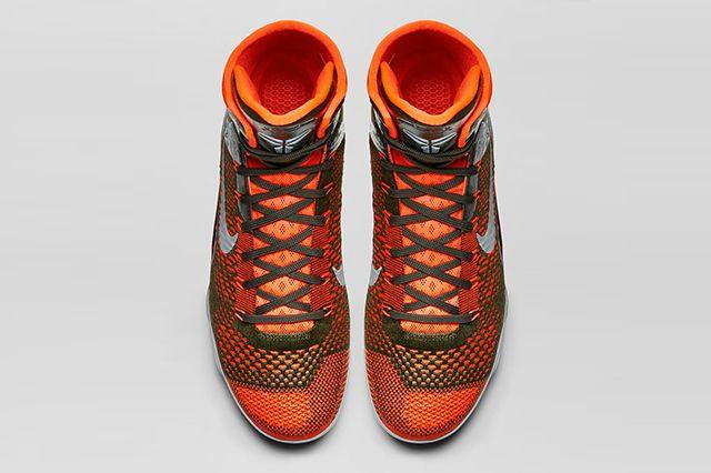 Nike Kobe 9 Elite Sequoia Nikestore 3