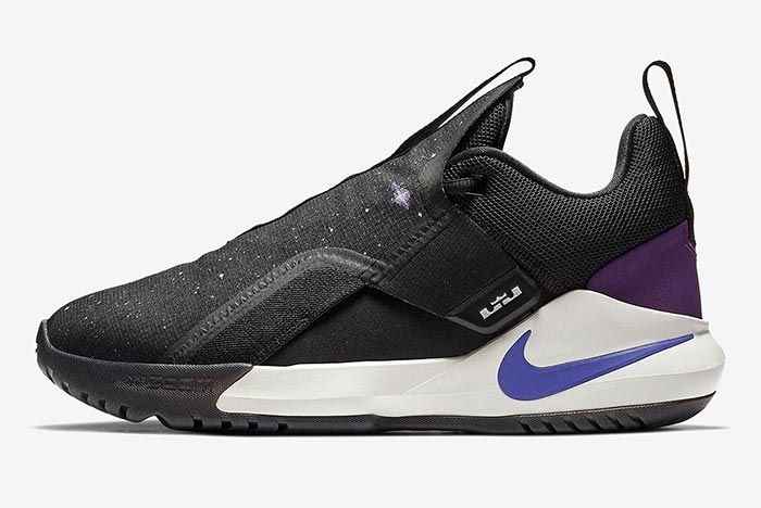 Nike Lebron Ambassador 11 Galaxy 2