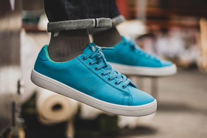 Hanon X Fred Perry 5