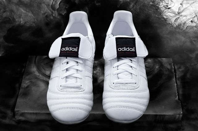 Adidas Football Bw Copa White Hero 02