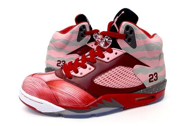 Sekure D Custom Air Jordan V Seconds Please 1
