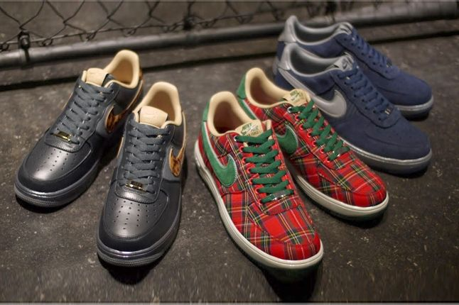 Nike Lunar Force 1 City Collection Group 1