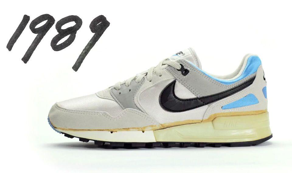 Nike Pegasus 1989