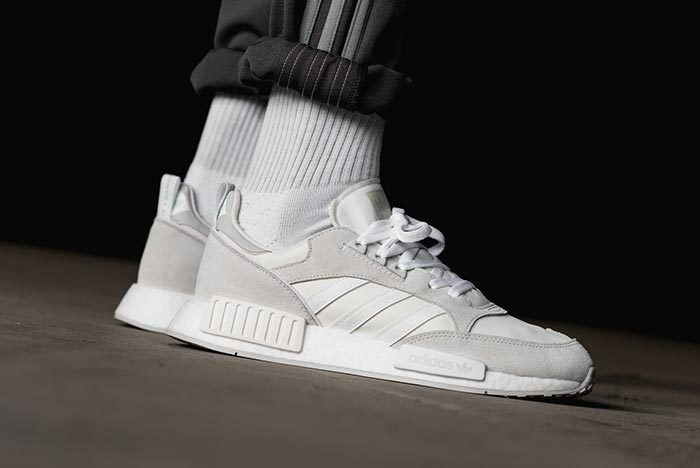 Adidas Never Made Triple White 4