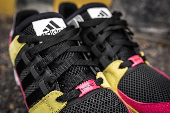 Adidas Eqt Support 93 Lush Pink 5