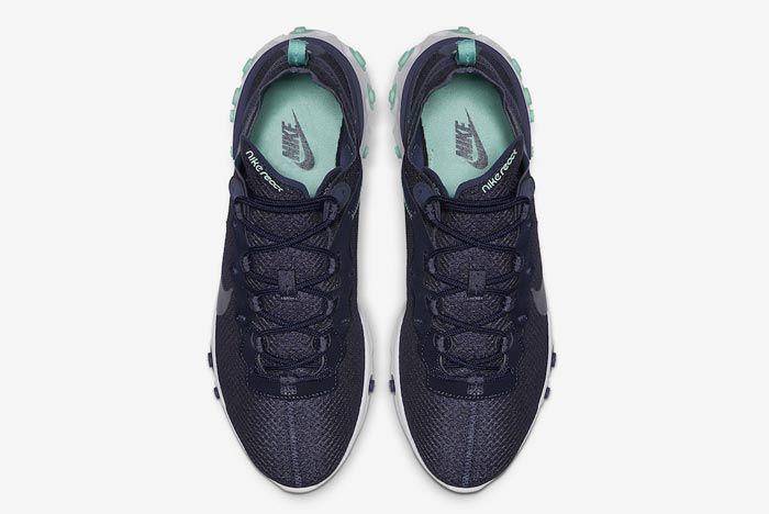 Nike React Element 55 Dark Obsidian Top