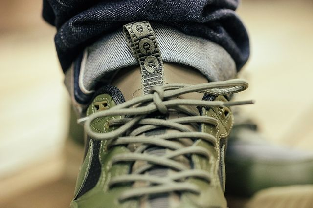 Nike Air Wildwood Acg Deep Green Bumper 3