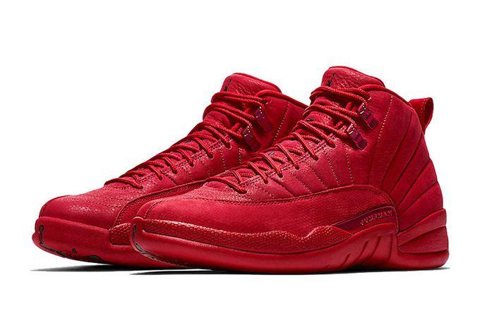 Air Jordan 12 Gym Red Official 1