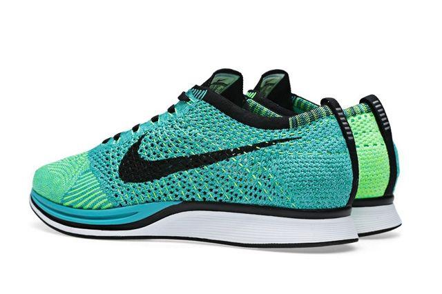 Nike Flyknit Racer Sport Turquoise 3