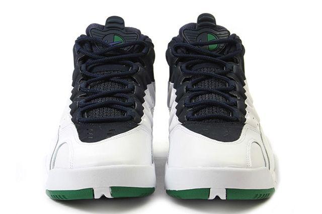 Nike Air Flare Persian Violet Green 2