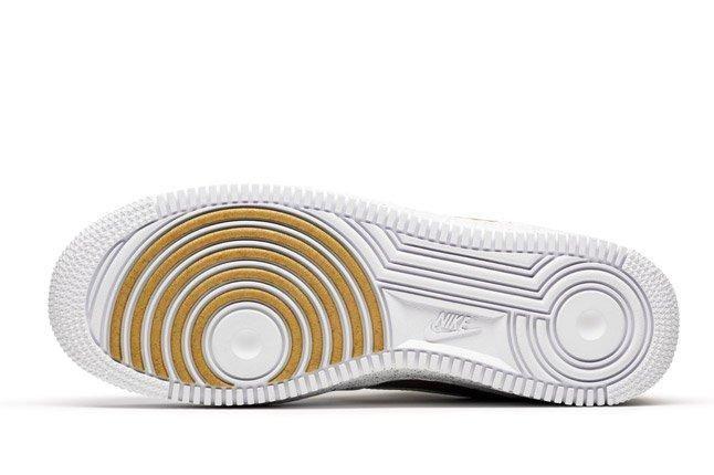 Nike Sportswear Af1 Xxx Gold Outsole 1