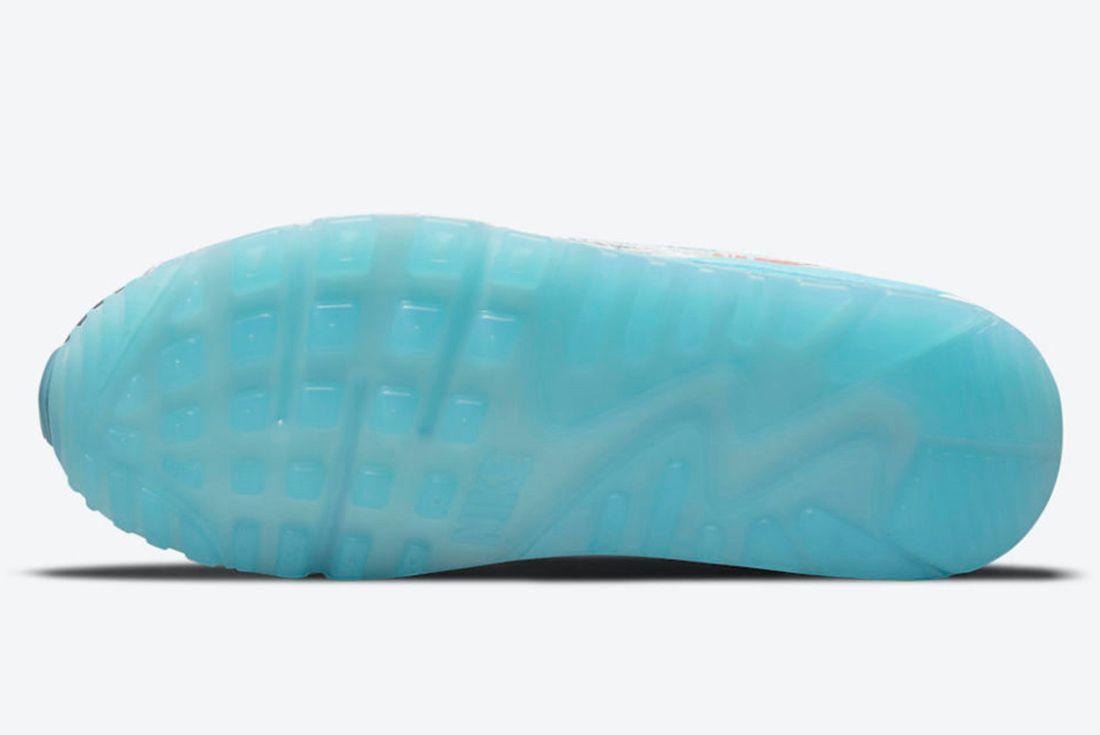 Nike Air Max 90 'Rice Ball' official image