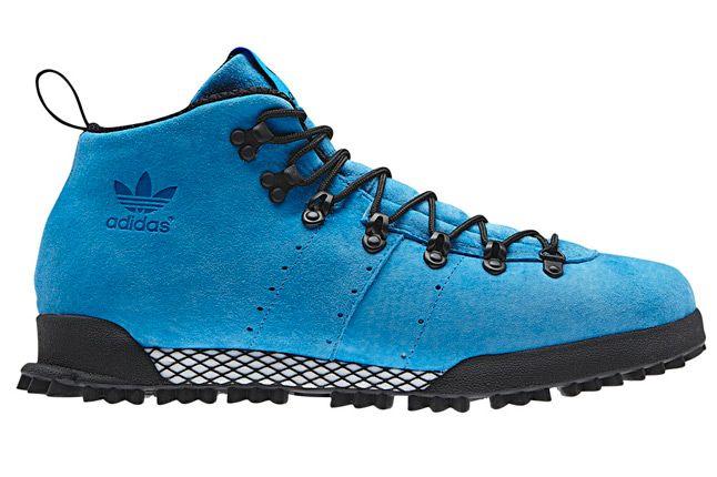 Adidas Primaloft Mountain Marathon Tr Blue Profile 1
