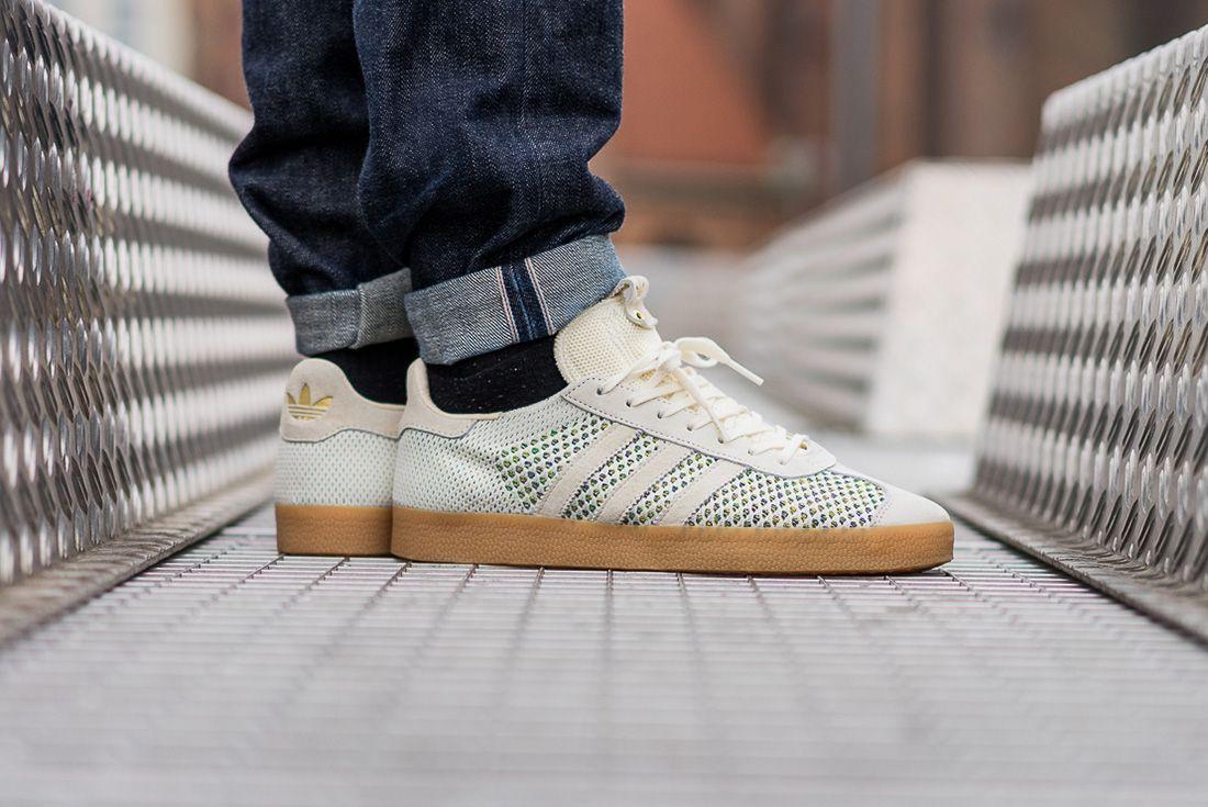 Sneaker Politics X Adidas Consortium Gazelle Pk 1