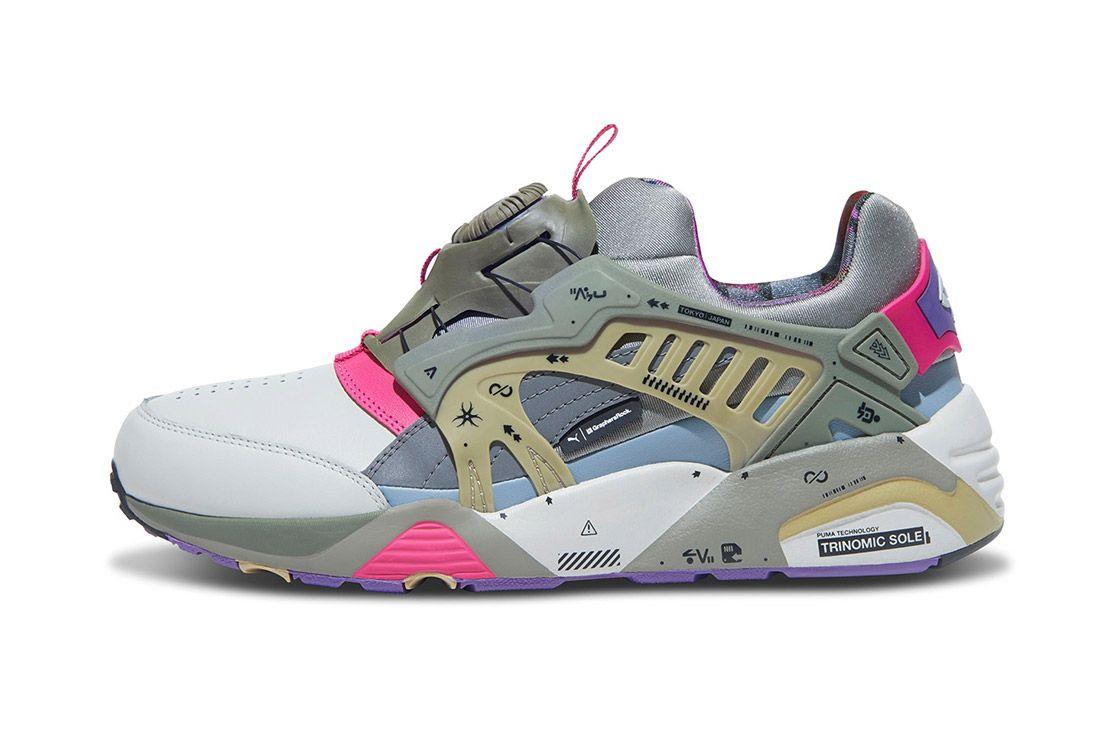 Graphers Rock Puma Disc Blaze Sneaker Freaker 2