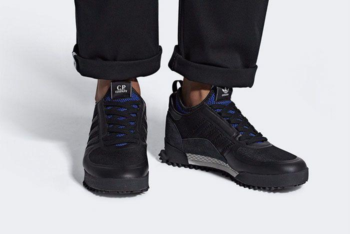 Cp Company X Adidas Sneaker Freaker