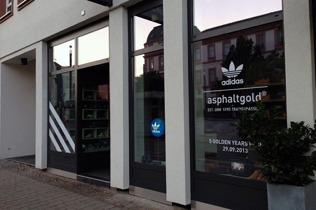 Asphaltgold Germany Sneaker Store Check 5