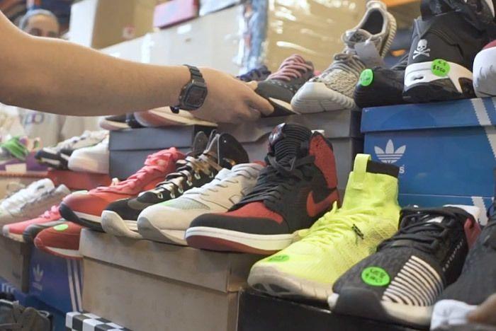 Sneaker Freaker Swap Meet 2018