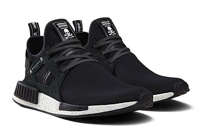 Mastermind Japan Adidas Nmd Xr1 Black 3