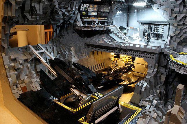 Lego Batcave 11 1