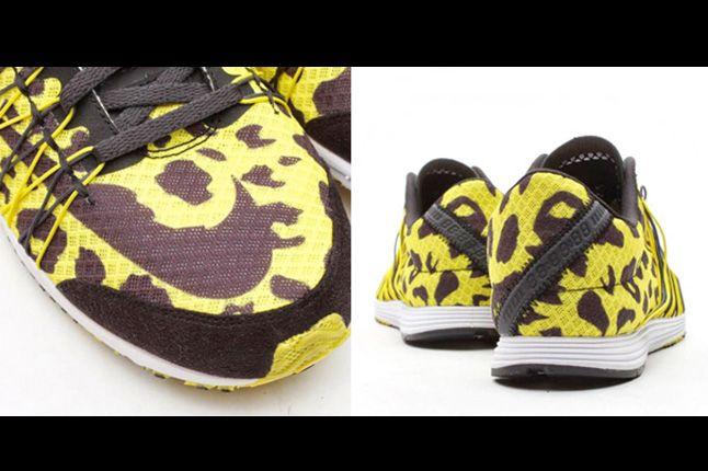 Nike Lunarspider R4 Sonic Yellow Leopard 1