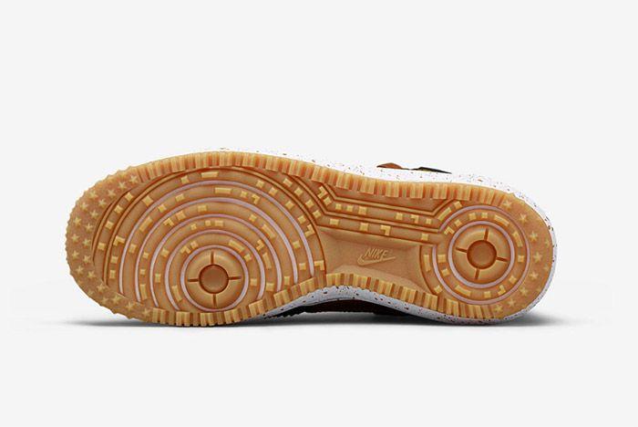 Nike Lunar Force 1 Duckboot Black Brown 4