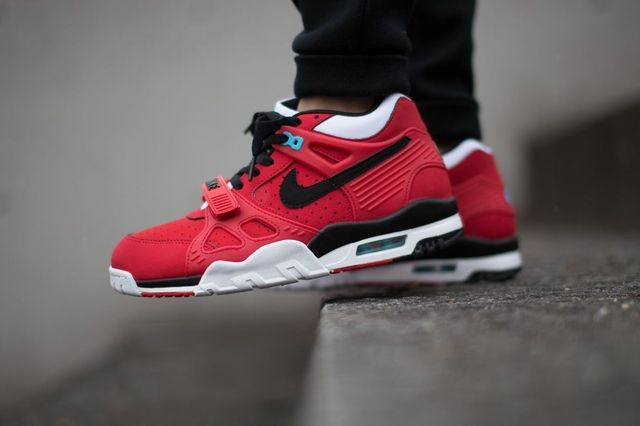 Nike Air Trainer 3 University Red 1