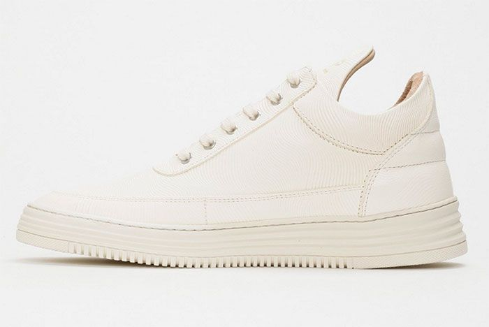 Filling Pieces Low Top 2