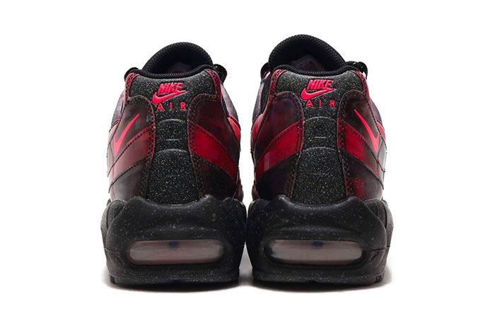 Nike Air Max 95 Cherry Blossom Heel