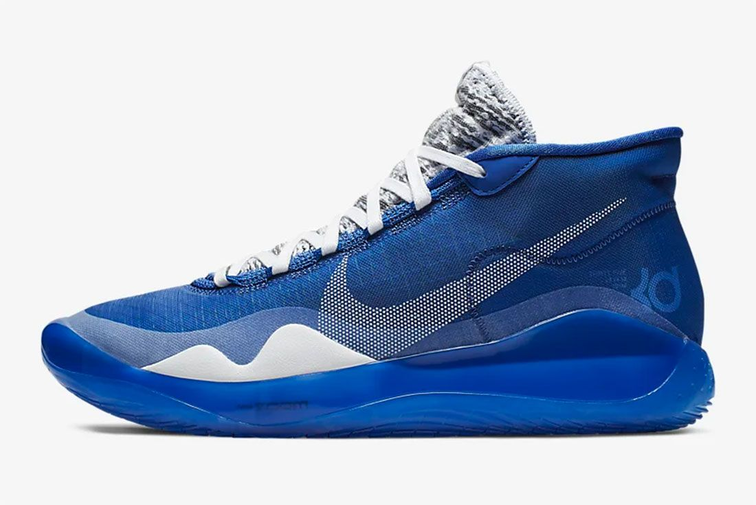 Nike Kd 12 Gear Up Game Royal Side