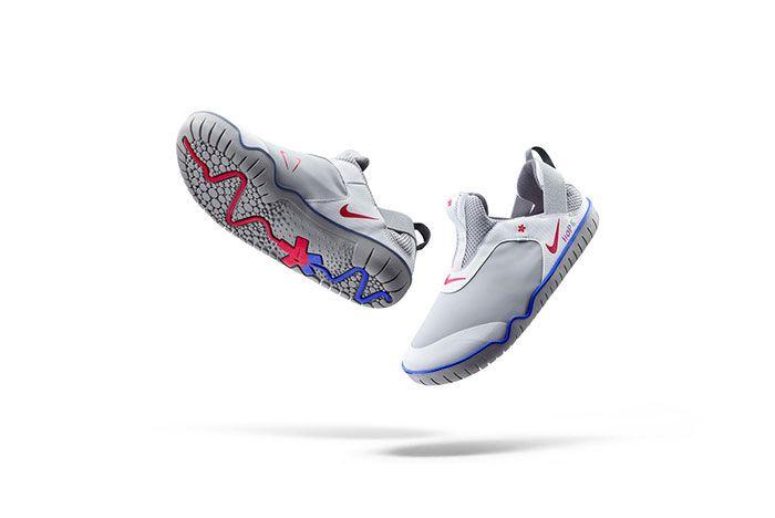 Nike Air Zoom Pulse Doernbecher Grey