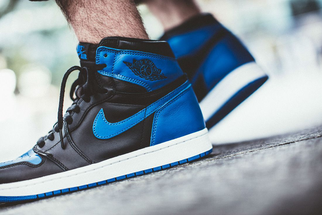 Air Jordan 1 Royal 2