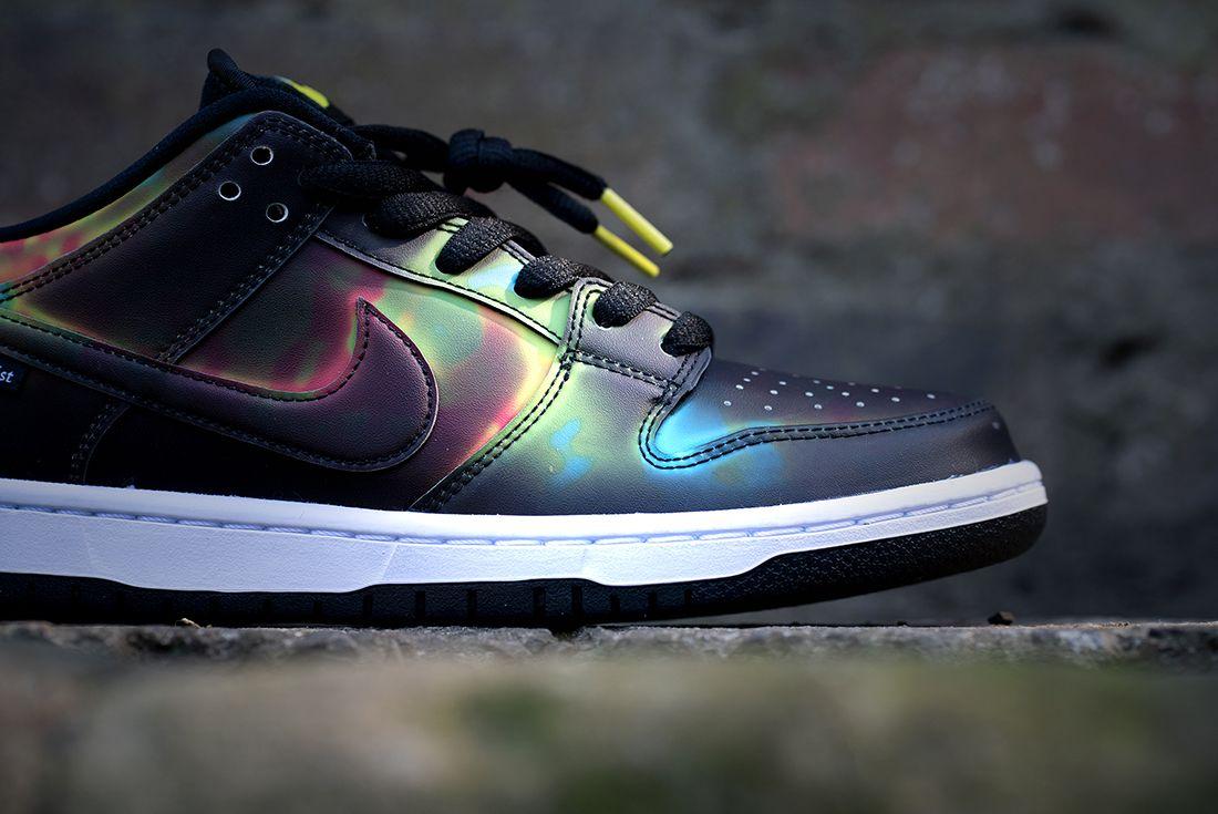 Civilist x Nike Dunk Low Toe