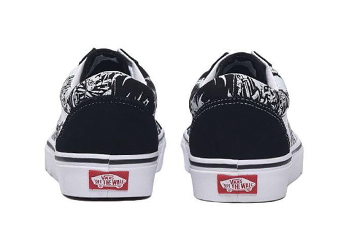 Vans Old Skool Heavy Metal Heel