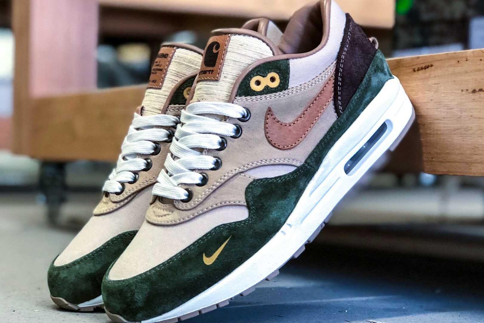 Carhartt Am1 Sneaker Freaker 2