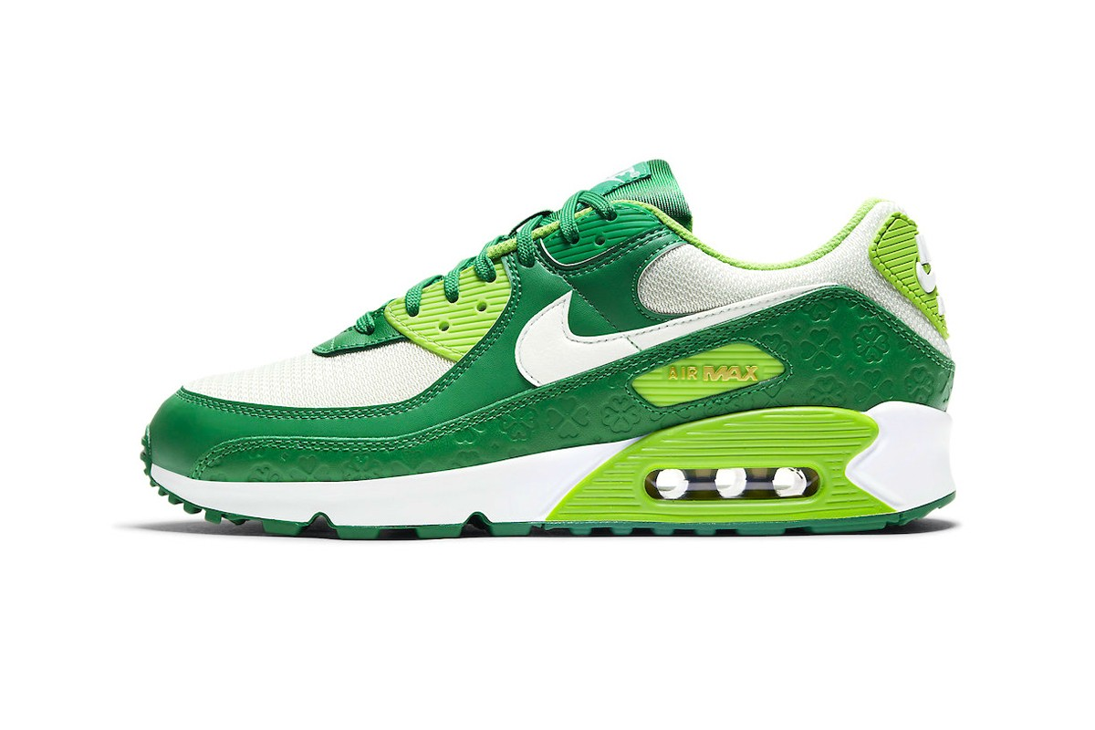 Nike Air Max 90 St Patricks Day 2021