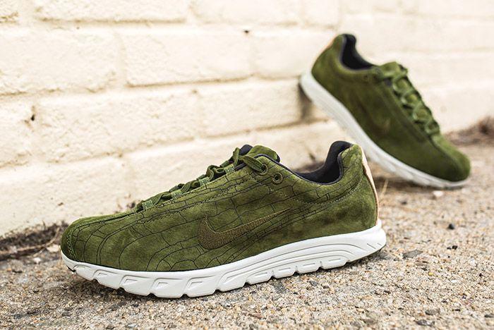 Nike Mayfly Leather Prm Legion Green 8