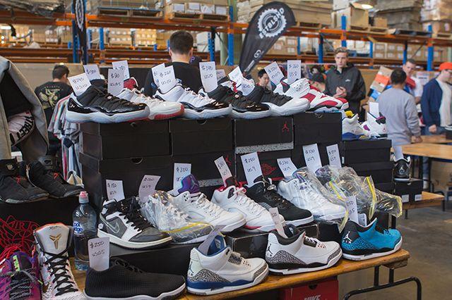 Hero Presents Sneaker Freaker Swap Meet Recap 32